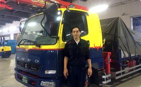 豊富な実績とノウハウで、安心・安全な輸送サービスを提供します!